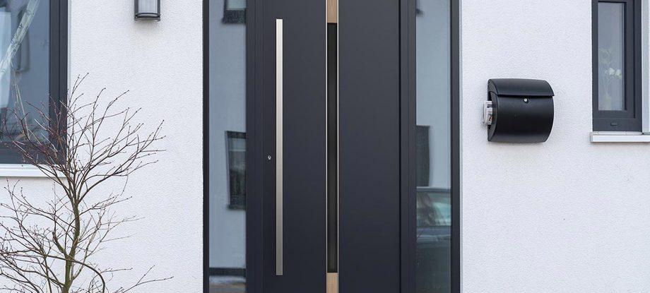 Biztonsági fém ajtó