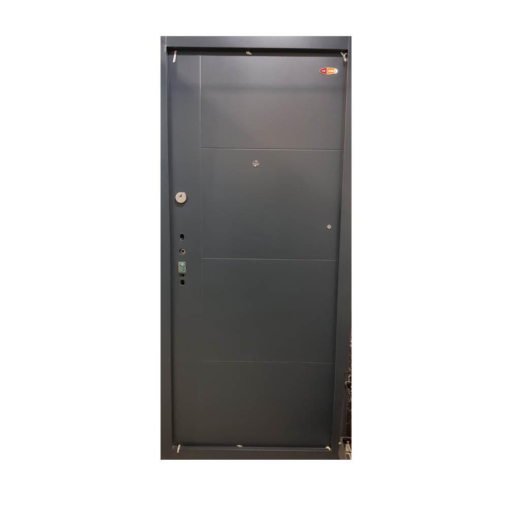 11Antracit 701 - Hi-Sec fém biztonsági ajtó